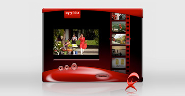 Ay Yildiz TV Spot Player